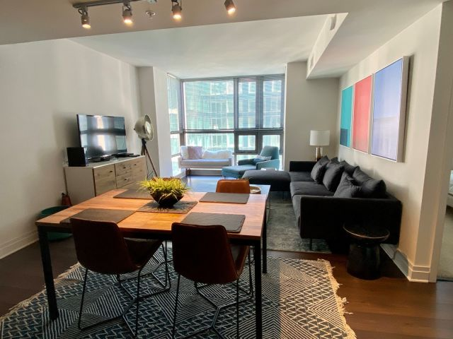 Looking for a spacious two-bedroom layout in DC? We've got you covered @ParcRiverside! Call to schedule your in-person or virtual tour #twobedroom #DCLiving #spacious #NavyYard #applytoday